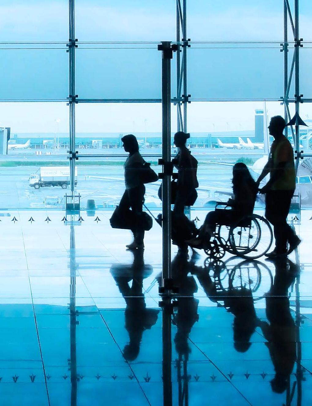 Passengers With Reduced Mobility Prm Aviation Amp Consulting